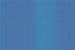Het blauwe viooltje stippelde halftone Verticale regelmatige gestippelde gradiënt Halftintachtergrond royalty-vrije illustratie