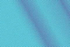 Het blauwe viooltje stippelde halftone Vlotte subtiele gestippelde gradiënt Halftintachtergrond stock illustratie
