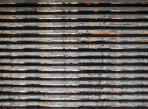Het blind van de garage royalty-vrije stock afbeelding