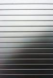 Het blind van de vensterrol Royalty-vrije Stock Foto