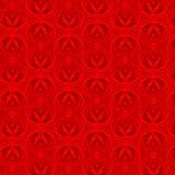Het bloemen Patroon van het Behang Royalty-vrije Stock Afbeelding
