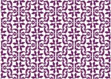 Het bloemenbehang van het textuurornament Royalty-vrije Stock Afbeeldingen