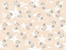 Het BloemenPatroon van Seemless Royalty-vrije Stock Afbeelding