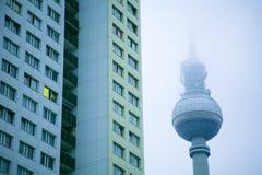 Het blok van Berlijn stock foto's