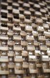 Het Blok van de flat Stock Foto's