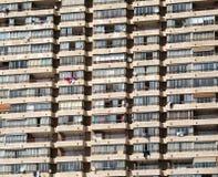 Het blok van de flat Royalty-vrije Stock Foto