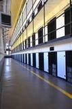 Het blok van de gevangenis Royalty-vrije Stock Foto's