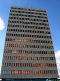 Het Blok van de toren stock foto's