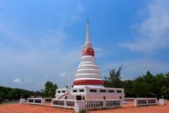 Het boeddhisme Thaise tempel van de pagode Royalty-vrije Stock Afbeelding