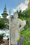 Het boeddhisme van de tempel Stock Afbeeldingen