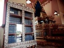 Het Boeddhisme van Tripiá¹ aka in Thailand stock foto