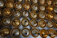 Het Boeddhismewijwater Royalty-vrije Stock Afbeeldingen