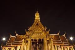 Het boeddhistische Grote Paleis van de tempel Stock Afbeelding