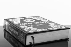 Het boek Stock Foto's