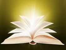 Het boek van de godsdienst Stock Afbeeldingen