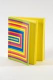 Het boek van de nota Royalty-vrije Stock Foto's
