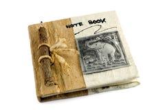Het boek van de nota en pen Royalty-vrije Stock Afbeelding