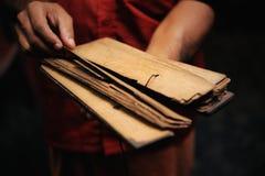 Het Boek van het gebed Stock Foto
