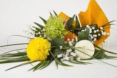 Het boeket van bloemen Stock Foto