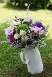Het boeket van de bloem Stock Fotografie