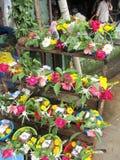 Het boeket van de bloem Stock Foto's