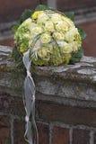 Het boeket van de bruid stock foto