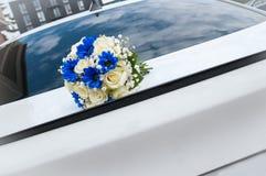 Het boeket van de bruid `s Royalty-vrije Stock Afbeelding