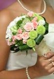 Het boeket van het huwelijk Royalty-vrije Stock Afbeelding