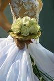 Het boeket van het huwelijk Stock Fotografie