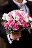 Het boeket van het huwelijk. Royalty-vrije Stock Foto's