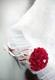Het boeket van het huwelijk Stock Afbeelding