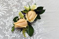 Het boeket van het huwelijk Royalty-vrije Stock Foto