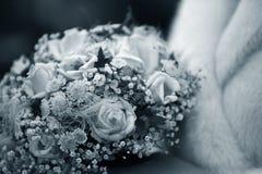 Het boeket van het huwelijk Royalty-vrije Stock Foto's