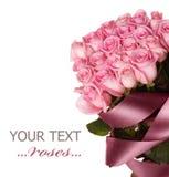 Het Boeket van rozen Royalty-vrije Stock Foto