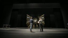 Het Bolshoi-Theater stock footage