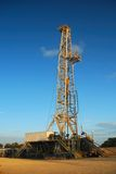 Het boren voor Energie Royalty-vrije Stock Foto