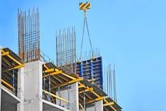 Het bouwwerfwerk Stock Afbeeldingen