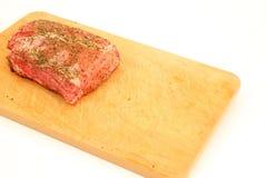 Het Braadstuk van het varkensvlees royalty-vrije stock afbeelding