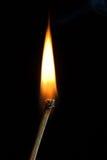 Het branden van gelijke Stock Foto