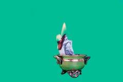 Het branden Waarde Royalty-vrije Stock Foto