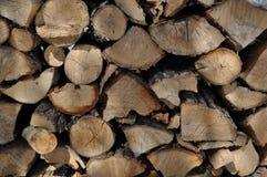Het brandhout registreert 14 Royalty-vrije Stock Afbeelding