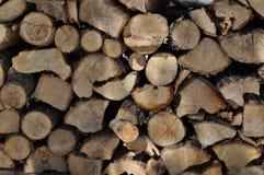 Het brandhout registreert 15 Royalty-vrije Stock Afbeeldingen