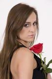 Het Braziliaanse Model met nam toe Stock Fotografie