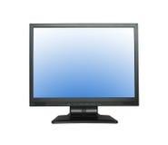 Het brede LCD scherm Royalty-vrije Stock Afbeelding