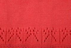Het breien. Textuur stock fotografie