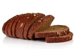 Het brood met zonnebloemzaden. royalty-vrije stock afbeeldingen