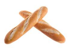 Het brood van Baguette Stock Afbeeldingen