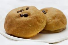 Het Brood van Chocochip Stock Fotografie