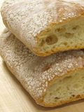 Het brood van Ciabatta Royalty-vrije Stock Afbeelding