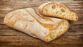 Het brood van Ciabatta Royalty-vrije Stock Foto